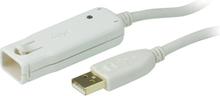 ATEN aktiivinen USB 2.0 jatkokaapeli 12m