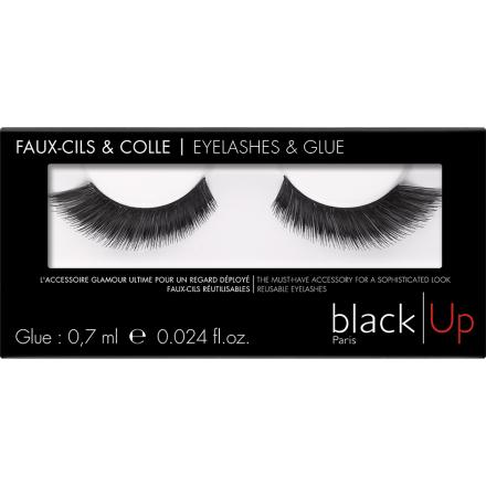 False Eyelashes blackUp Irtoripset