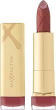 Köp Max Factor Colour Elixir Lipstick, 837 Sunbronze Max Factor Läppstift fraktfritt