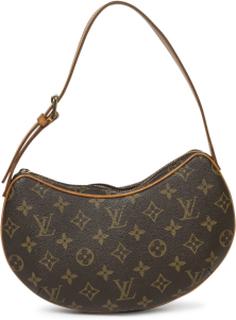 LOUIS VUITTON Croissant Aaj3711, Brown