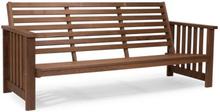 GOTLAND 3-sits soffa Brun