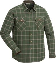 Pinewood Men's Prestwick Exclusive Shirt Herr Skjorta Grön L