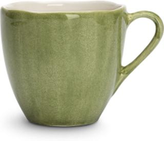 Mateus Basic Organic Mugg Grön