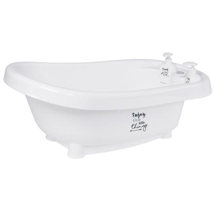 Bebe-Jou, Terminen Kylpyamme Valkoinen
