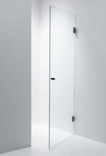 Duschbyggarna Duschvägg Swing Design-Krom-900-Isglas-Höger