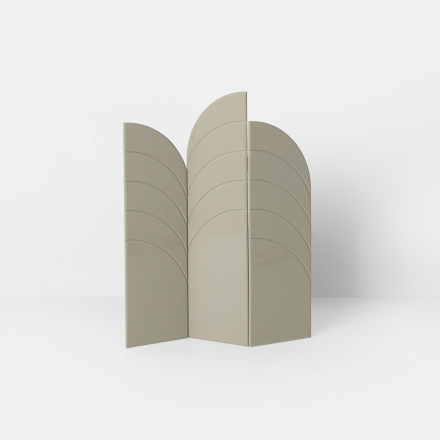 Ferm Living - Scene-Small Background, Plywood