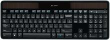 Logitech Solar K750 Tastatur Trådløst