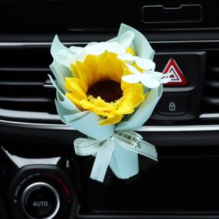 Solros Biltillbehör Bilfräschare För Kvinnor Luft