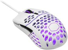 Cooler Master - MM711 Light Mouse RGB White Glossy