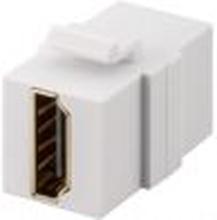Keystone HDMI hona - hona kontakt