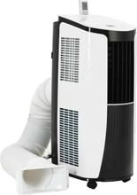 vidaXL Portabel luftkonditionering 2600 W (8870 BTU)