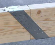Balkenverbinder 59x156mm verzinkt