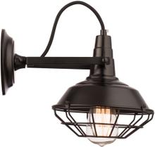 Design By Grönlund Vägglampa Barbados Svart