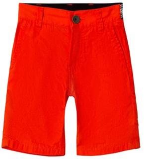 BOSS Chino Shorts Orange med Bälte 16 years
