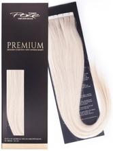 Poze Premium Tape On Extensions - 52g Platinum+ 1001 - 50cm