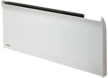 Glamox TPA El-radiator uten termostat 600W/400V, Hvit - 6 m²
