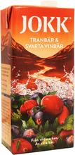 Tranbärs- & Vinbärsdryck 1l - 40% rabatt