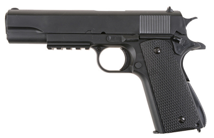 Well 1911 Black - Springer