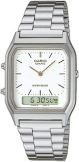 Casio AQ-230A-7DMQYES Silver - Casio