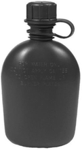 Feltflaske - Svart