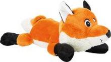 Kuscheltier ruhender Fuchs
