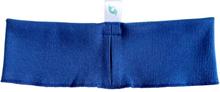 Easypisi - Stoffüberzug - für Windelfrei Töpfchen mit Spritzschutz - Blau