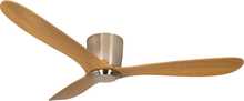 Texa Design Takfläkt Cetus-Nickel-Ek