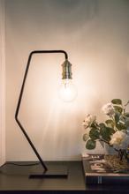 Lighting By Havsö Bordslampa Krok-Svart/Mässing
