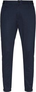 Gabba Pisa Pinstripe Bukser Navy