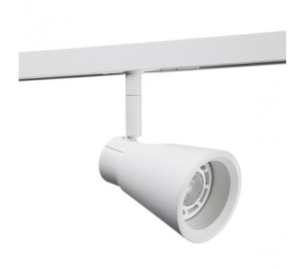 ZIP Zoom 230V Matt Hvit 6W LED