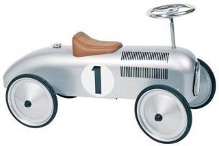 Goki gåbil - Sølvgrå
