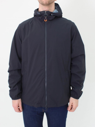 Barbour Irvine jakke - Navy MARINEN M