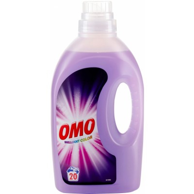 Omo Flüssigwaschmittel Color 1300 ml