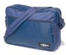 EASTPAK Kentucky Messenger Laptop Bag Tuck up Blue