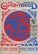 Clapton Eric / Steve Winwood;Live from M.S.G.