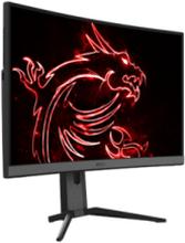 "27"" Skærm Optix MAG272CQR - Sort - 1 ms AMD FreeSync"