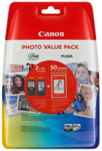 PG-540 XL/CL-541XL Photo Value Pack