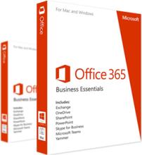 Office 365 Business Essential - 5 enheter