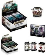 Warhammer Age of Sigmar Deluxe Trading Card Game Mega Bundle (Teil II)