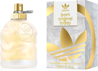 Adidas Adidas Born Today Born Today For Her EdT 50 ml