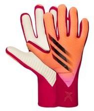 adidas Keeperhanske X Pro Superspectral - Rosa/Sort/Oransje