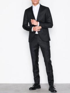 Morris Morris Suit Kavajer & kostymer Black