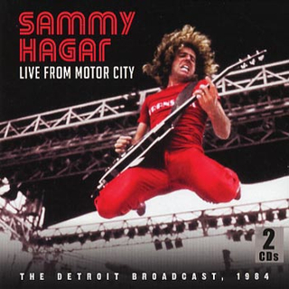 Hagar Sammy;Live from Motor City 1984