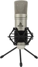 Devine USB Studio/Podcast Mikrofon