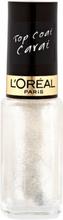 L'Oreal Color Riche Top Coat Carat 912 Diamond Lurex 5 ml