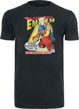 Eminem - Anger Comic Tee -T-skjorte - svart