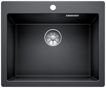 Blanco Pleon 6 UXI Køkkenvask 61,5x51 cm m/InFino kurveventil, Silgranit, Antracit