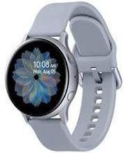 Galaxy Watch Active 2 (ORANGE REM) 40mm Sølv Velcro Orange