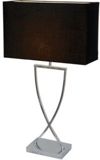 By Rydéns Omega Bordslampa 52 cm - Svart