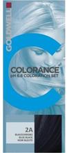 Goldwell Colorance PH 6.8 Coloration Set 2A Blue Black